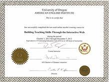 Перевод диплома США