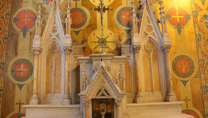 St. Patrick's Tabernacle