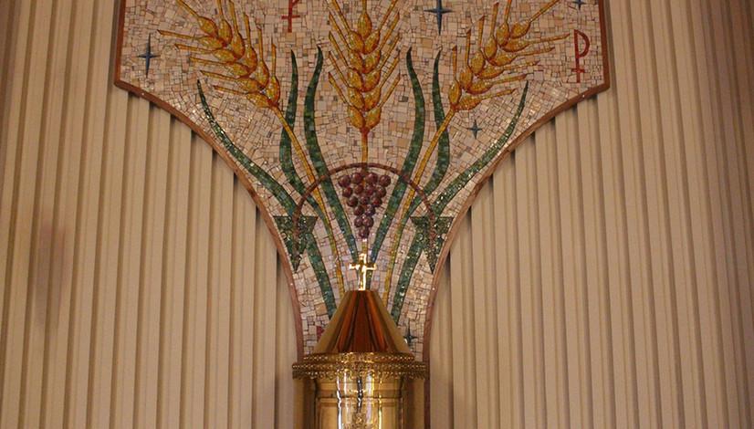 St. Mother Teresa's Tabernacle