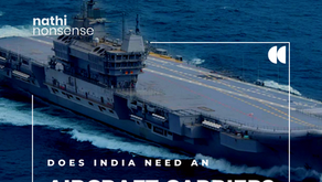 Does India Need an Aircraft Carrier?