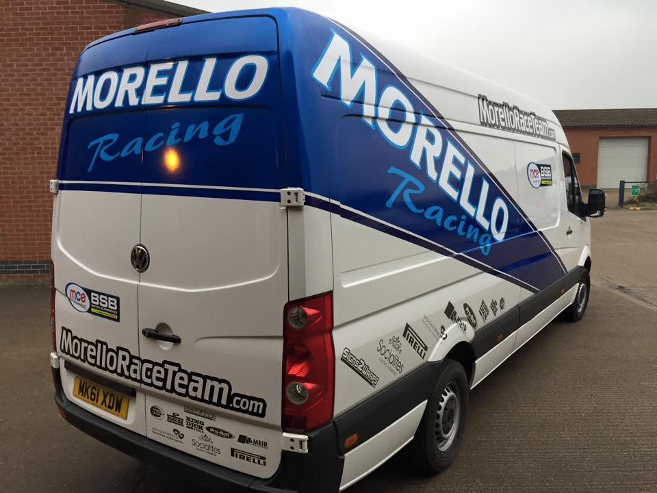 Morello VW Crafter
