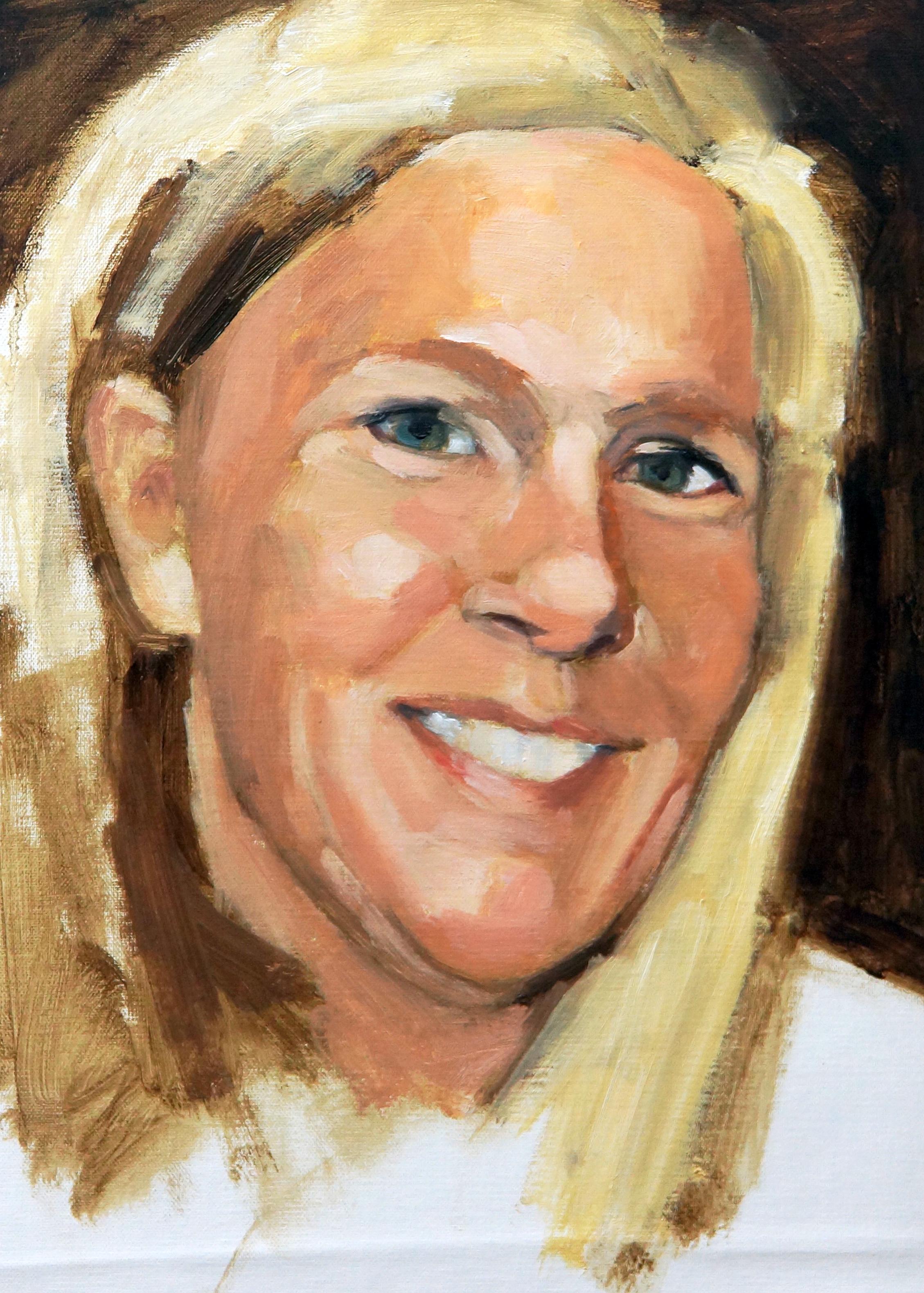 Kris Portrait