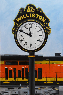 Wiliston Clock