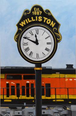 Wiliston Clock