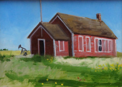 School house color study