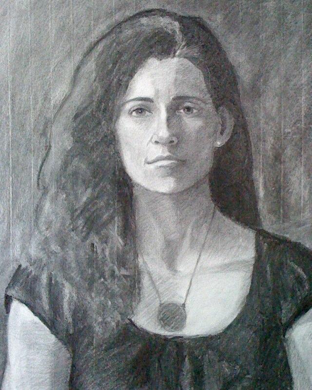 Marci charcoal
