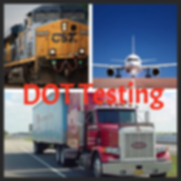 DOT drug testing, onsite mobile drug test, 49 CFR part 40, truck driver testing,