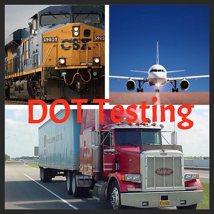 DOT drug testing, onsite mobile drug test, 49 CFR part 40, truck driver testing,