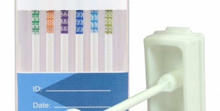 10-Panel Saliva (Box of 25)