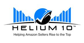 התוכנה המובילה למוכרים באמזון HELIUM 10