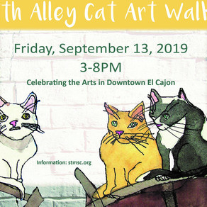 Save the Date: Alley Cat 2019