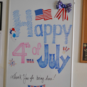 4th of July Party!