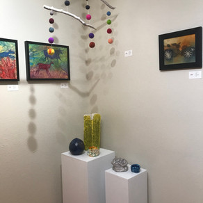 Joyful Noise, Art Show Recap!