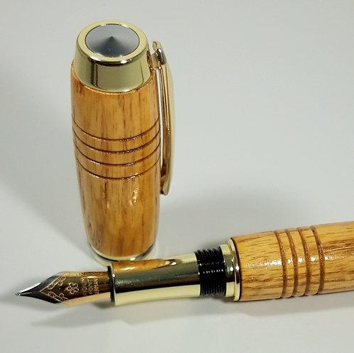 Wunderschöner Füller aus Kirschholz