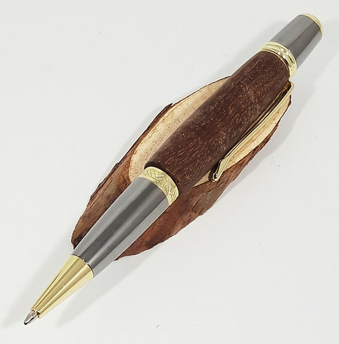 Toller Kugelschreiber aus Akazienholz