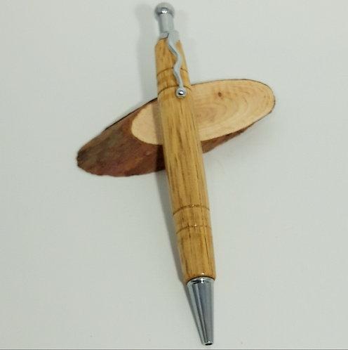 Wunderschöner Druck-Kugelschreiber aus Ahorn