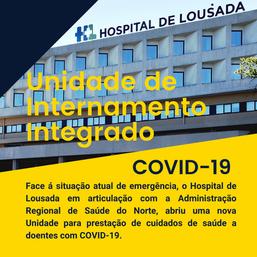 Hospital de Lousada - Unidade COVID-19