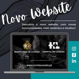 Hospital de Lousada - Website