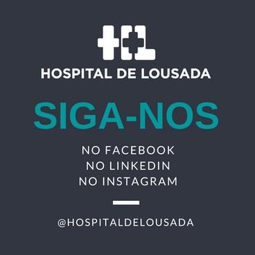 Hospital de Lousada - Redes Sociais