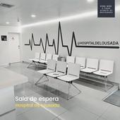 Sala de Espera  - Hospital de Lousada
