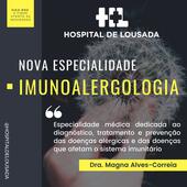 Hospital de Lousada - Imunoalergologia
