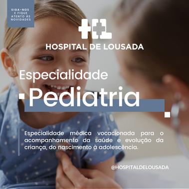 Pediatria - Hospital de Lousada