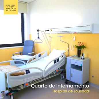 Hospital de Lousada - UII - Quarto