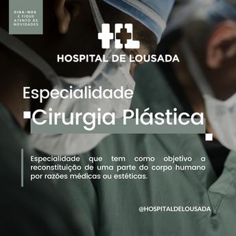 Cirurgia Plástica - Hospital de Lousada