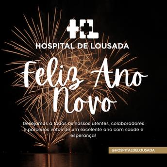 Hospital de Lousada - Ano Novo