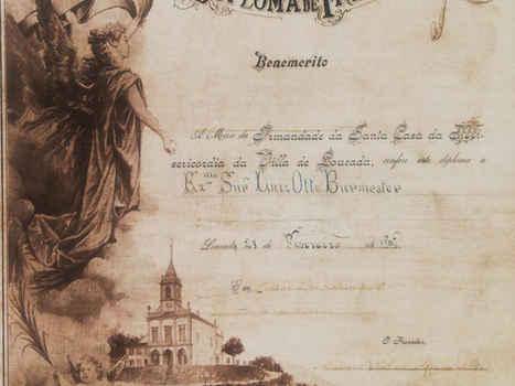 Diploma de Irmão