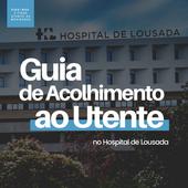 Guia de Acolhimento ao Utente - Hospital de Lousada