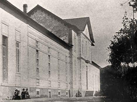 Inauguração Hospital Sousa Freire