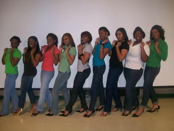 Miss Juneteenth Contestants