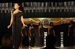 Black and Gold Contestant Alisha H.