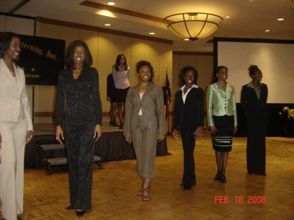 Zykia S. at B&G State Pageant