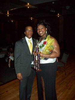 Contestant Dayna L. & P.R. Coor. LT