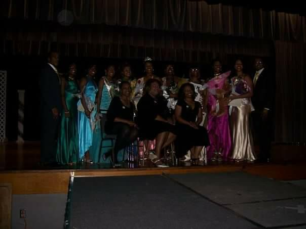 Juneteenth Contestants & Staff