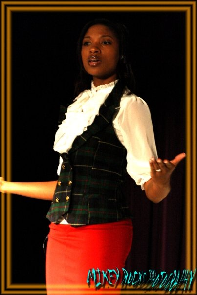 Juneteenth Contestants Cedria E.