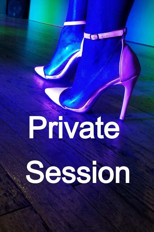 Private Session: One-on- One
