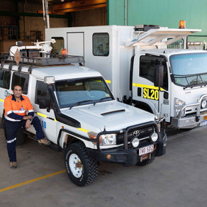 Qteq Delivers Once Again for Large Miner in QLD - Australia