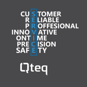 Qteq: First and Foremost a Service Company
