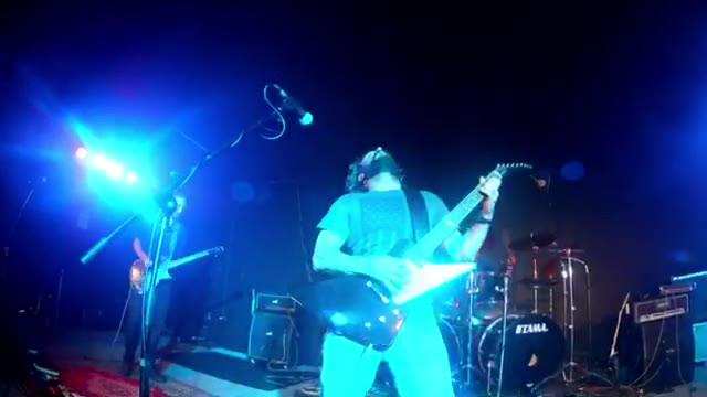 We want to thank Joseph Hasbrouck for taking photos and this video of us at the Tally gig.