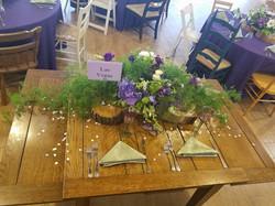 June 3, 2017 Sweetheart Table