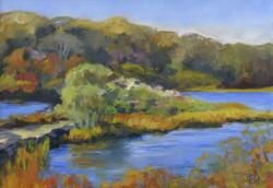 Herring Run; Lagoon, Oak Bluffs