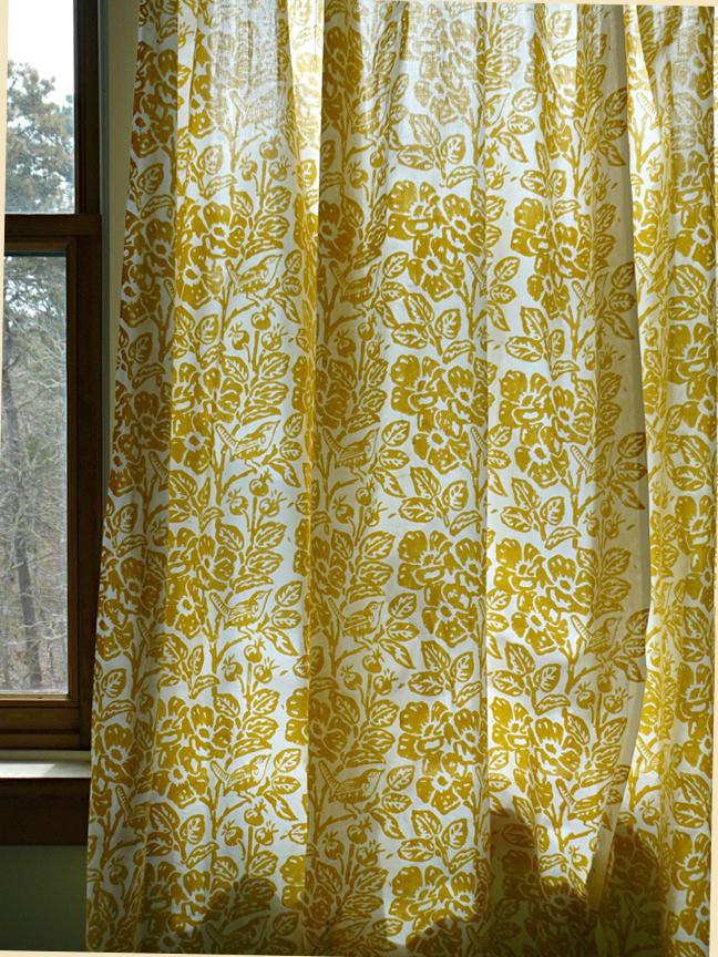 Joyce; Voile Curtain