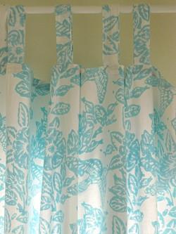 Elaine; Cotton Tab Detail