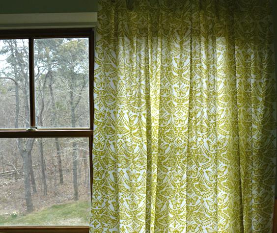 Elizabeth; Voile Curtain