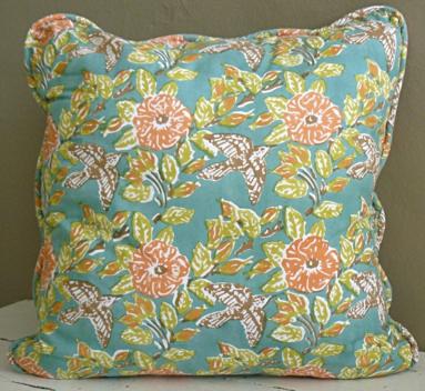 """Ophelia Pillow 18"""" x 18"""""""