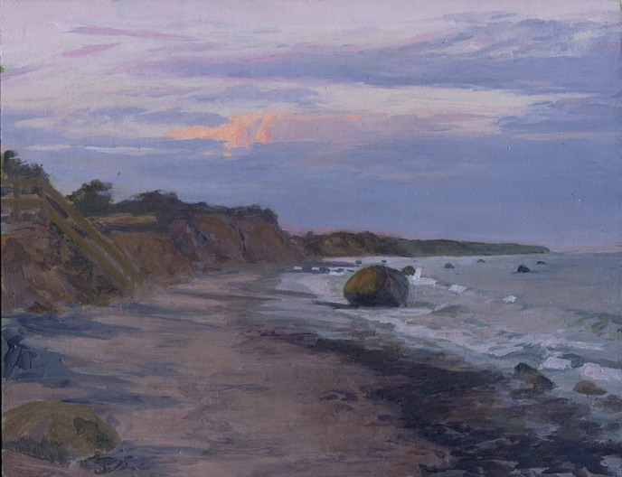 Outgoing Tide, Squibnocket