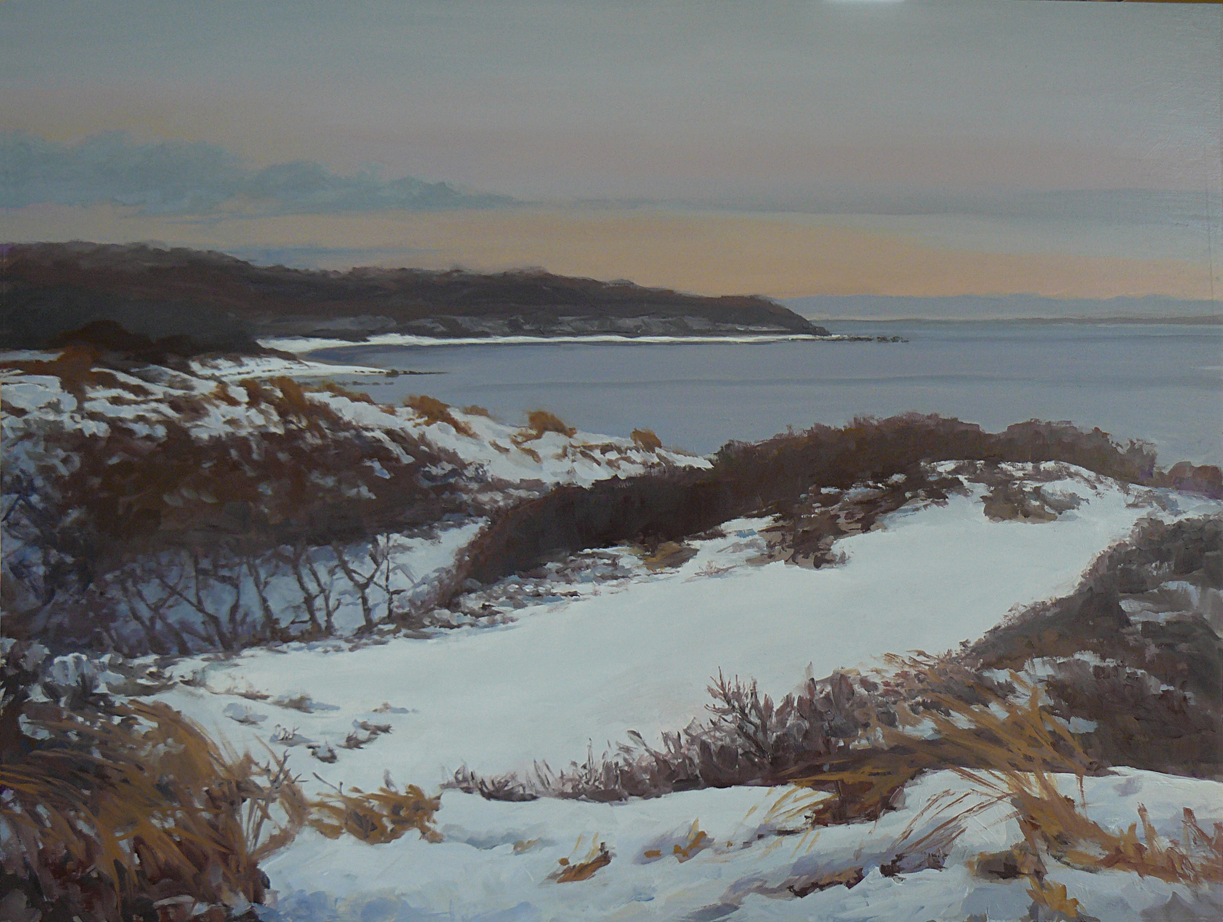Lambert Cove, February